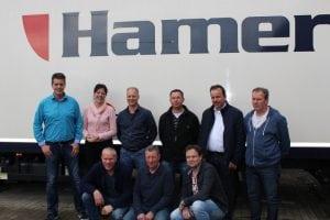 Ondernemingsraad Hamer 2016