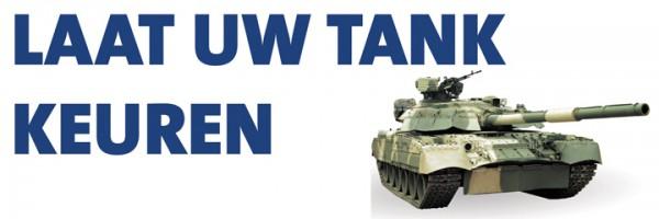 hamer tankkeuring