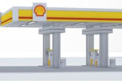 Eerste LNG station