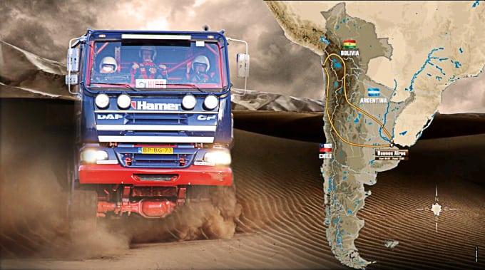 Hamer Dakar 2015