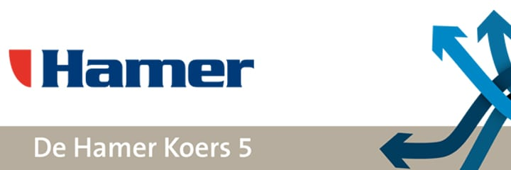 In de Hamer Koers staat ons laatste nieuws