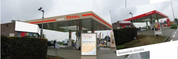 Omvangrijk project Total BE
