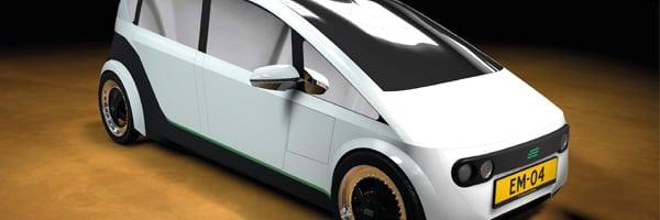Bio-based auto