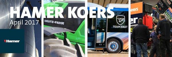 Hamer Koers April 2017