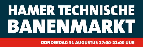 Technische banenmarkt