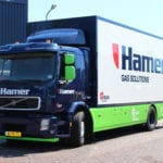 Hybride Volvo FE Truck