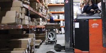 Vacature magazijnbeheerder/werkvoorbereider