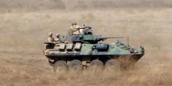 mobiele brandstofcontainers voor defensie